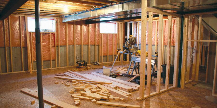 Законно ли используют подвальные помещения в вашем доме?