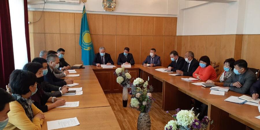 В Алматы проведено семинар-совещание по вопросам противодействия коррупции
