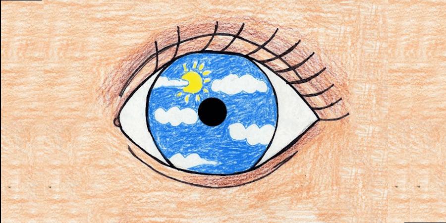 Профилактика нарушений зрения детей. Гимнастика для зрения