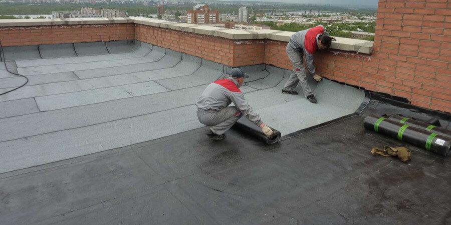 Течёт крыша в многоквартирном доме