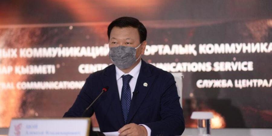 2 млн доз вакцины от КВИ поступит в РК в апреле – А. Цой