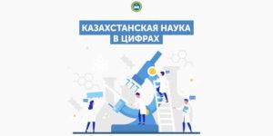 Казахстанская наука в цифрах