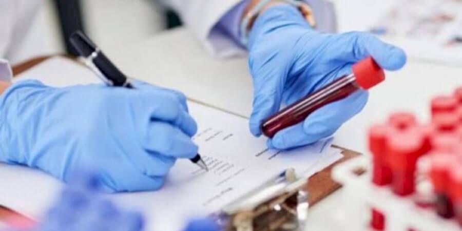 В Казахстане за сутки выявлено 2 893 случая заражения коронавирусом